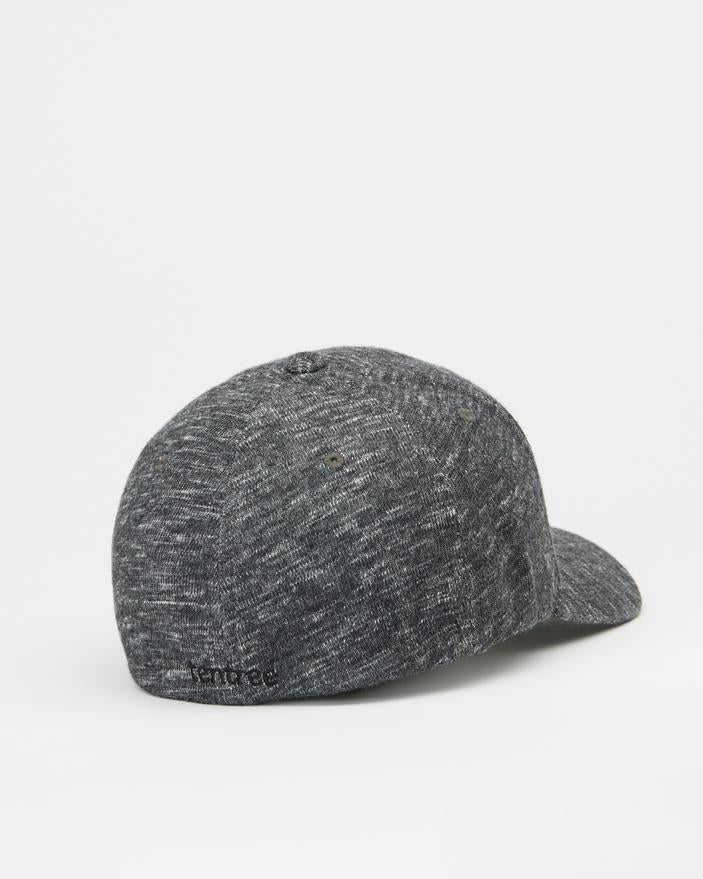 Tentree Logo Thicket Hat in Marled Black-The Trendy Walrus
