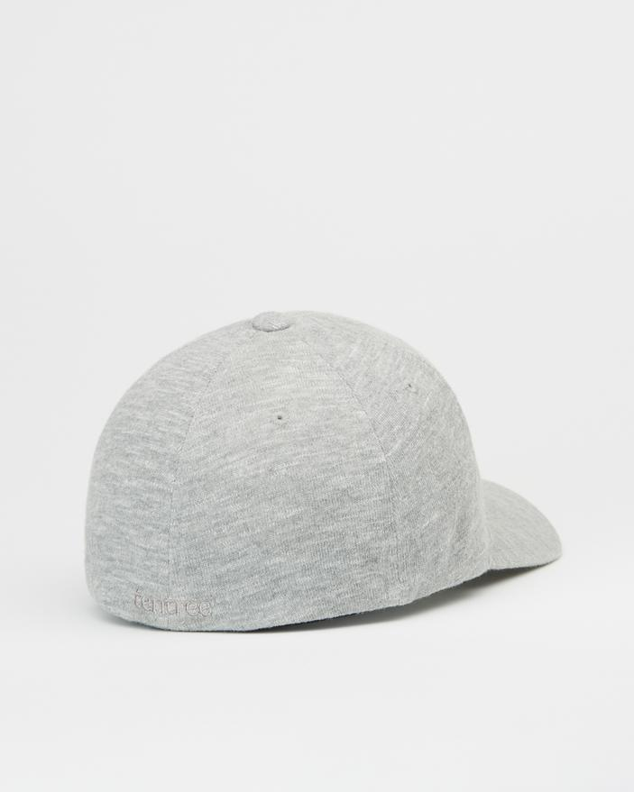 Tentree Logo Thicket Hat in Marled Grey-The Trendy Walrus