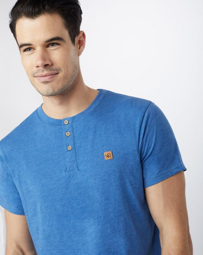 Tentree Long T-Shirt Henley-The Trendy Walrus
