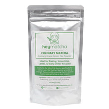 Load image into Gallery viewer, heymatcha culinary matcha 100g