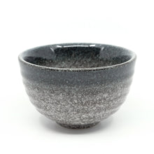 Load image into Gallery viewer, Ceramic Matcha Bowl (Chawan) Starry Black