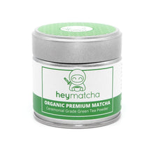 Load image into Gallery viewer, heymatcha organic premium matcha