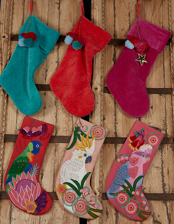 Australian Christmas Stockings