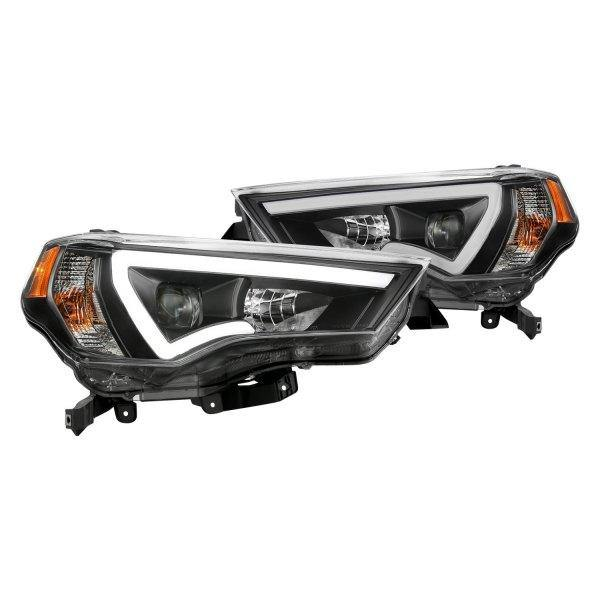Plank Style Projector LED STRIP Headlights - 2014+ Toyota 4Runner - Yota Nation