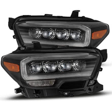 Load image into Gallery viewer, AlphaRex NOVA-Series LED Projector Headlights Black 2016+ Toyota Tacoma - Yota Nation
