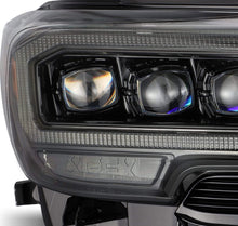 Load image into Gallery viewer, AlphaRex NOVA-Series LED Projector Headlights Alpha-Black 2016+ Toyota Tacoma - Yota Nation