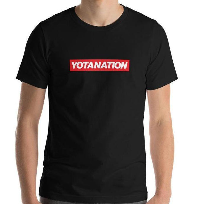 Red/Black YotaNation Logo - Yota Nation