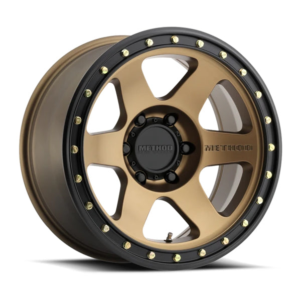 Method Race Wheels – 310 Con 6 (Bronze)