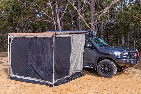 ARB DELUXE AWNING ROOM WITH FLOOR - 6.5ft x 8.2ft - Yota Nation