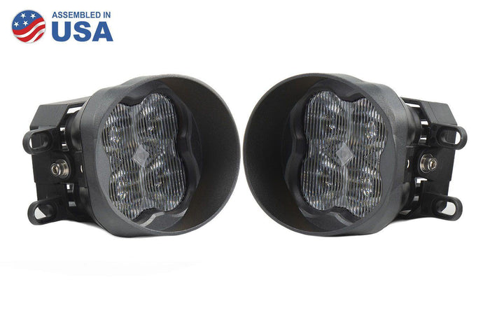 SS3 LED Fog Light Kit for 2016-2020 Toyota Tacoma - Yota Nation