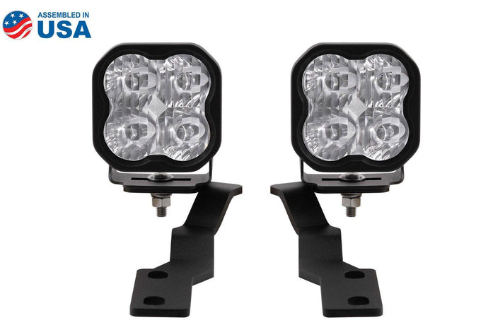 SS3 LED Ditch Light Kit for 2016-2020 Toyota Tacoma - Yota Nation