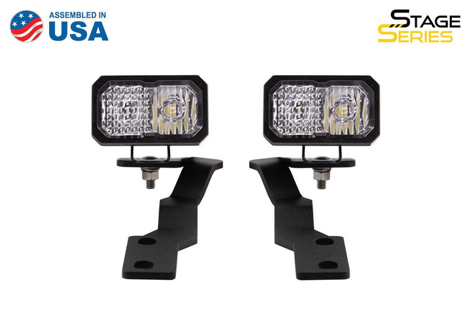 SSC2 LED Ditch Light Kit for 2016-2020 Toyota Tacoma - Yota Nation