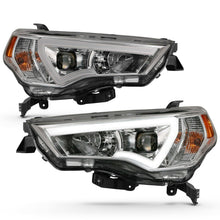 Load image into Gallery viewer, Plank Style Projector LED STRIP Headlights - 2014+ Toyota 4Runner - Yota Nation