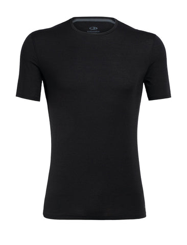 Icebreaker Men's Anatomica Short Sleeve Crewe