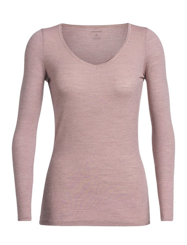 Icebreaker Women's Siren Long Sleeve Sweetheart