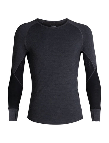 Icebreaker Men's Bodyfitzone™ 260 Zone Long Sleeve Crewe