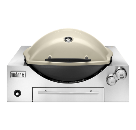 Weber® Family Q Built In Premium (Q3600) Gas Barbecue