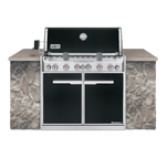 Summit® E-660 Built-In Gas Barbecue