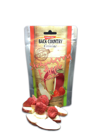 Back Country Strawberry & Apple Sensation Sensation 10g (GF)
