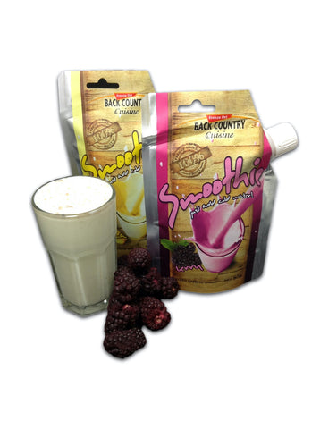 Back Country Banana Smoothie 85g (GF)