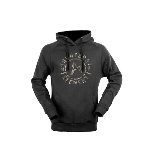 Hunters Element Carbon Hoodie Kid's