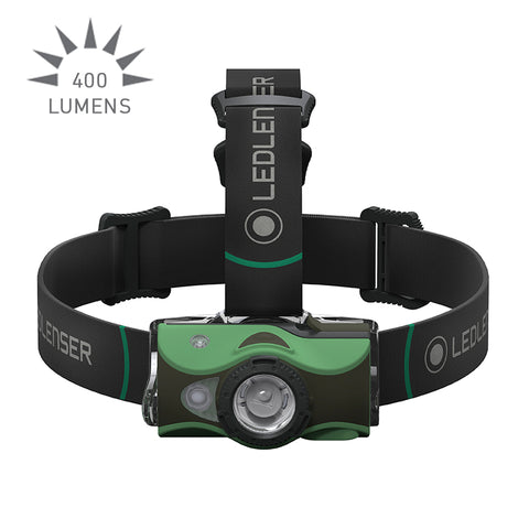Ledlenser MH8 Rechargeable Headlamp