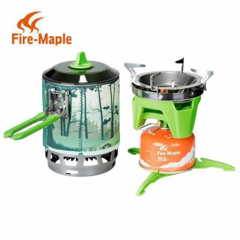 Firemaple Cook System X3