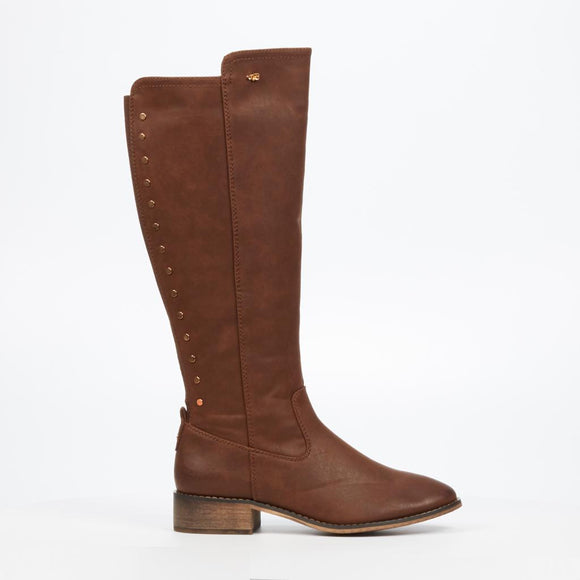 Boots - Alicia - Chocolate