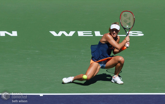 Indian Wells Starts Trend of Cancelled Tennis Tournaments