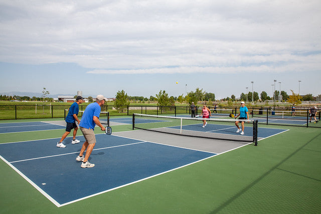 Why You Should Play Pickleball If You Like Racquet Sports?