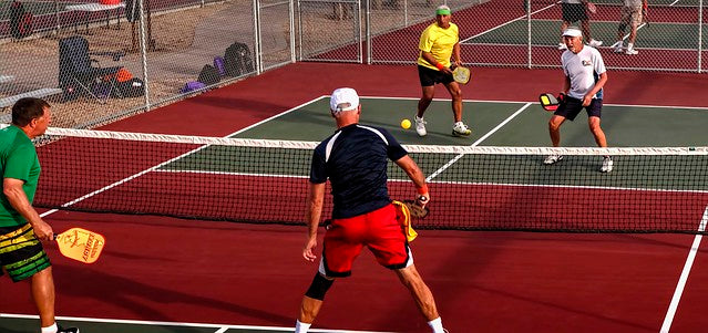 Easy To Follow Rules of Pickleball For Beginners
