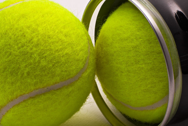 Type Of Tennis Balls For Different Tennis Court Surfaces