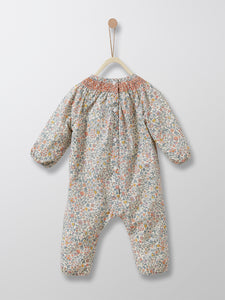 BABY LIBERTY FLORAL JUMPSUIT