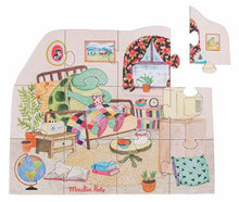 Load image into Gallery viewer, LA GRANDE FAMILLE SET OF 3 PUZZLES