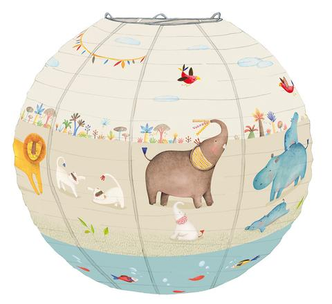 Moulin Roty | Paper Lantern | 'Les Papoum' Collection