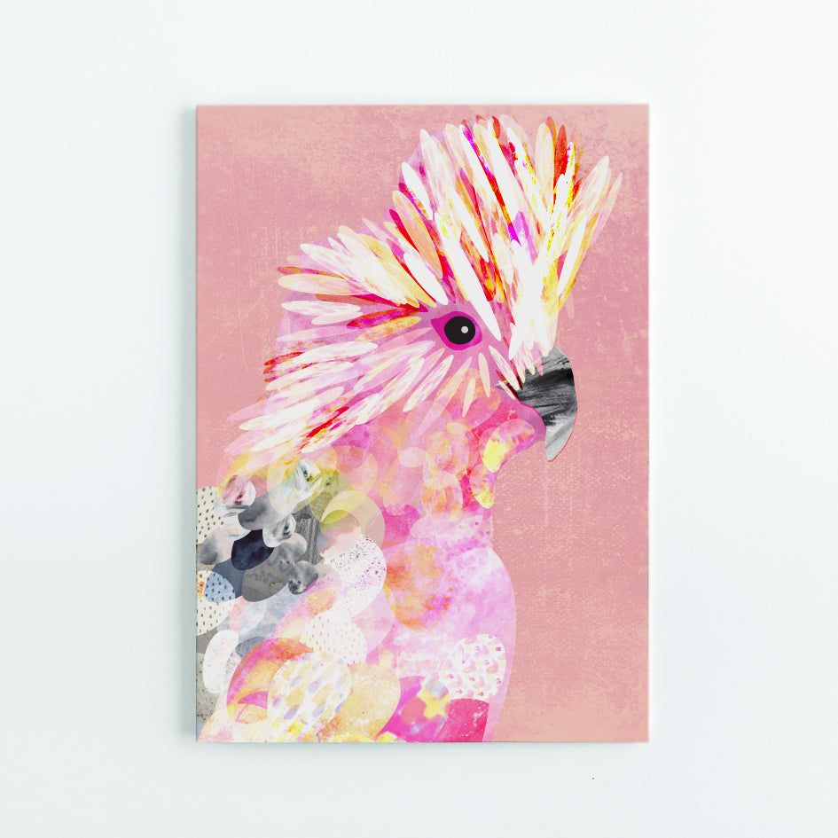 Galah A5 Journal - Braw Paper Co