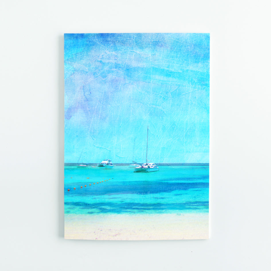 Summer on Rottnest Island A5 Journal - Braw Paper Co
