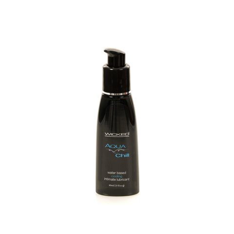 Wicked Sensual Care Aqua Chill Black 60ml