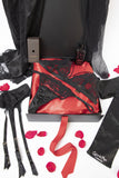 Coco-de-Mer Seraphine Lingerie Gift Box comes gorgeously boxed and delivered discretely to your door