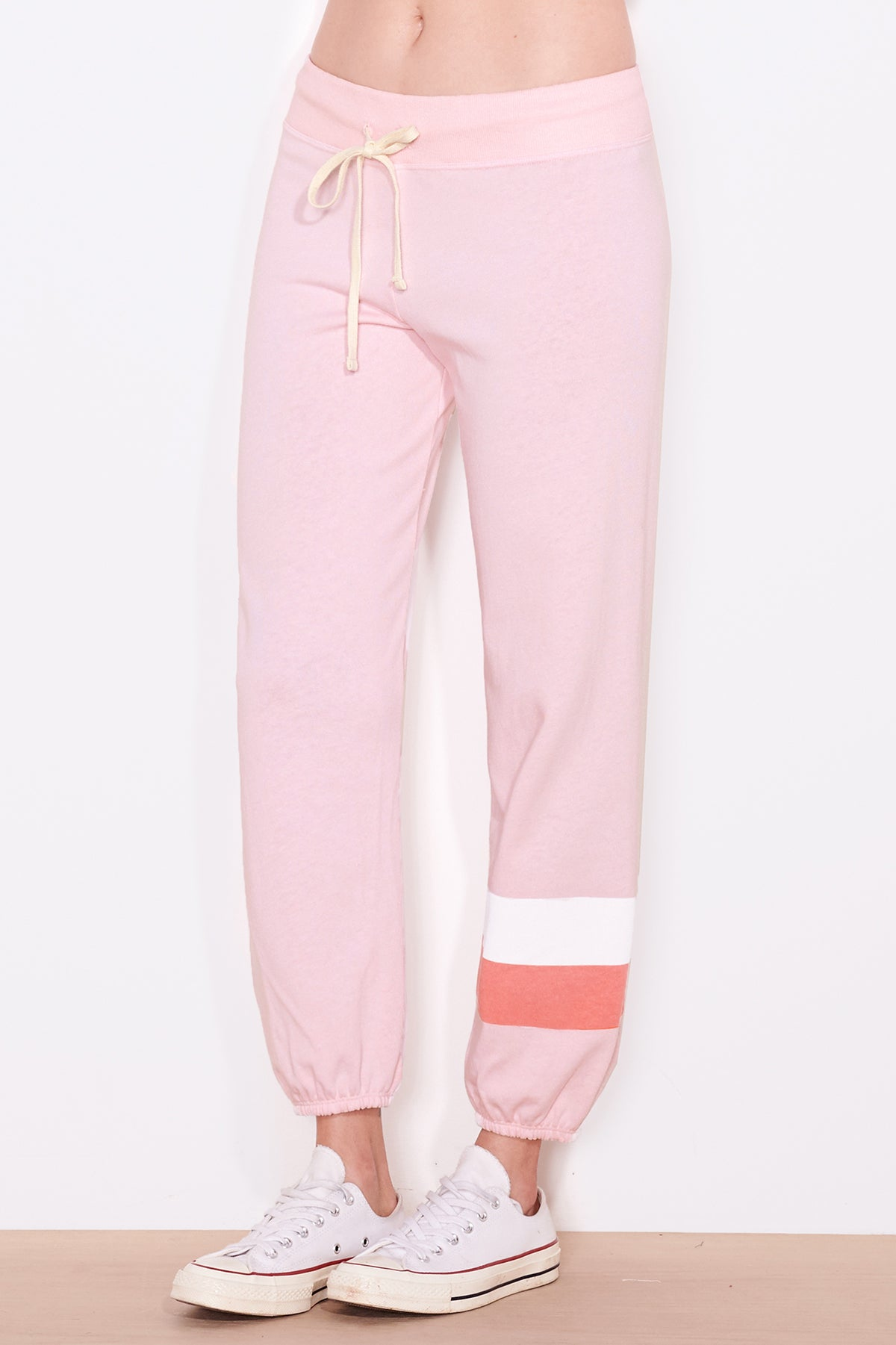 2 Tone Stripe Sweatpant