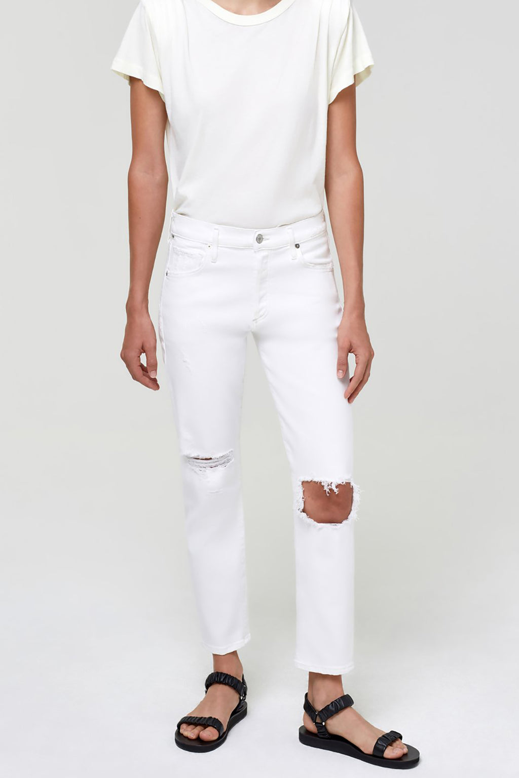 Emerson Low Rise Slim Fit Boyfriend