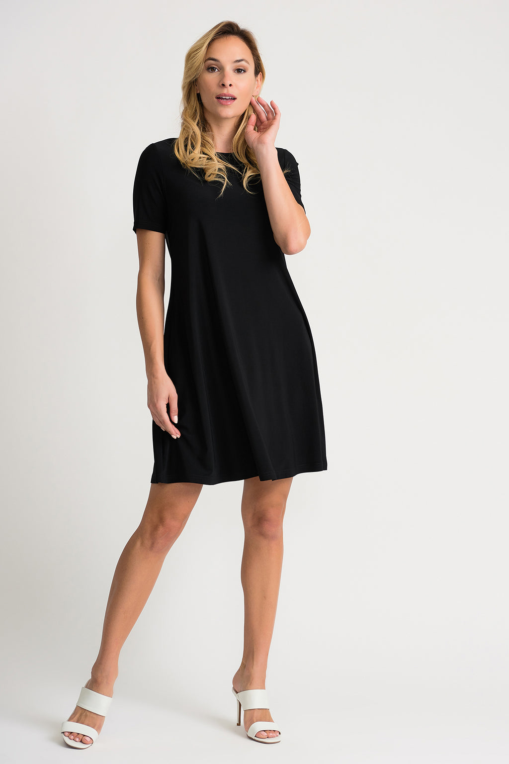 Solid Basic Dress