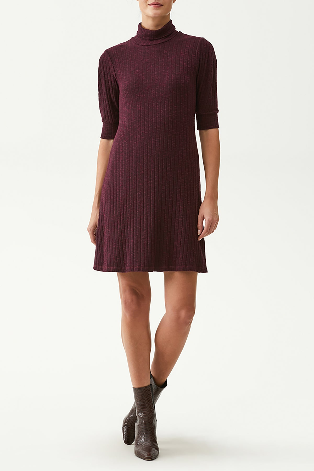 Abby Fit And Flare Dress
