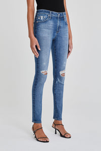 Farrah High Rise Skinny Ankle