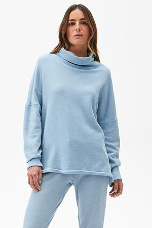 Meadow Reversible Turtleneck