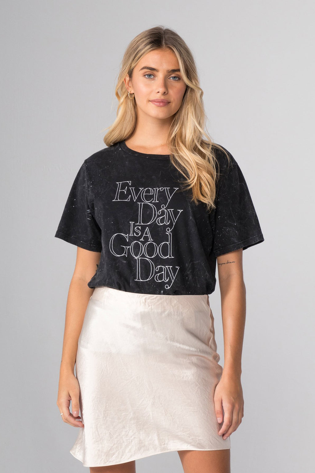 Every Day Wide T-Shirt