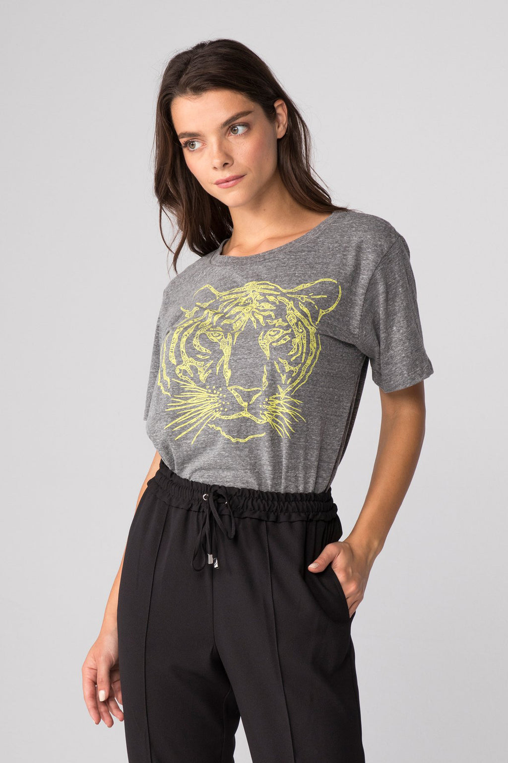 Neon Tiger Tee