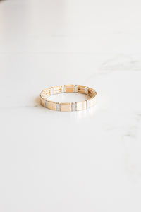 Rectangle Tile Bracelet