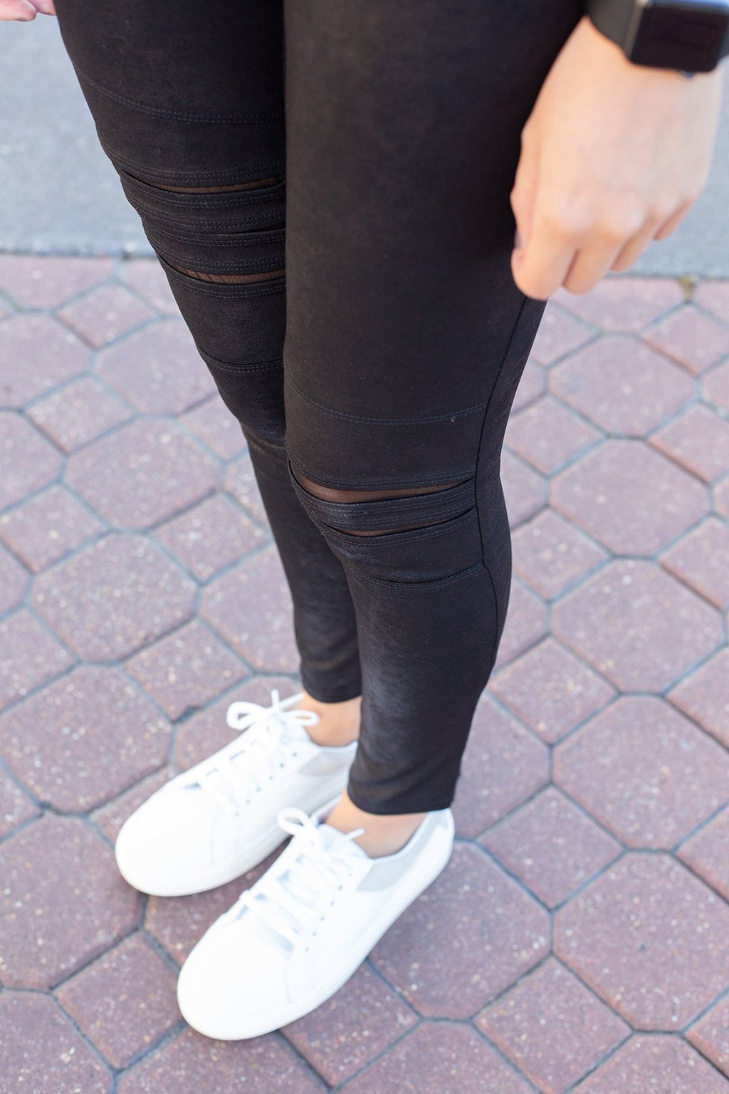 Detailed Leggings