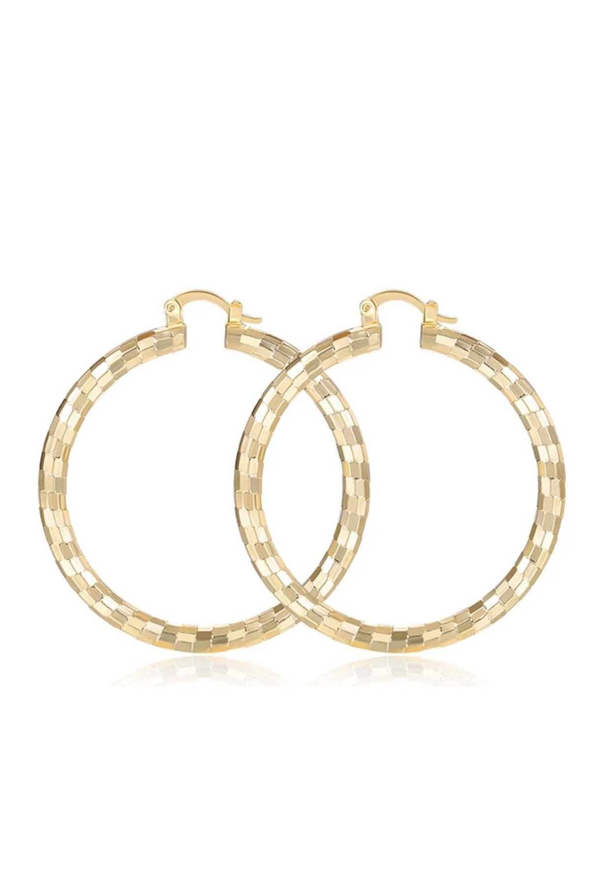 Miranda Large Hoops
